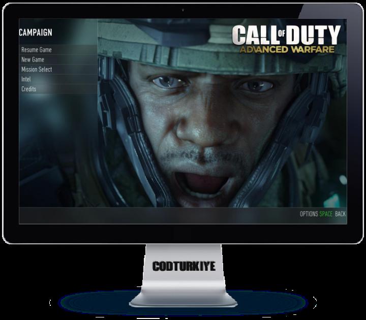Call of Duty Advanced Warfare Codex Setup