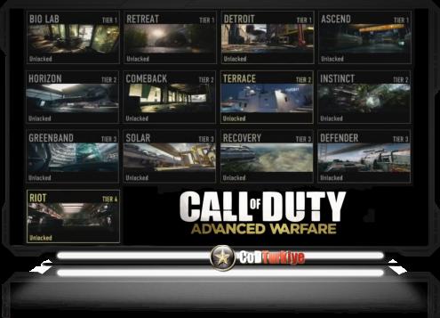 Call of Duty Advanced Warfare Exo-Survival İnceleme