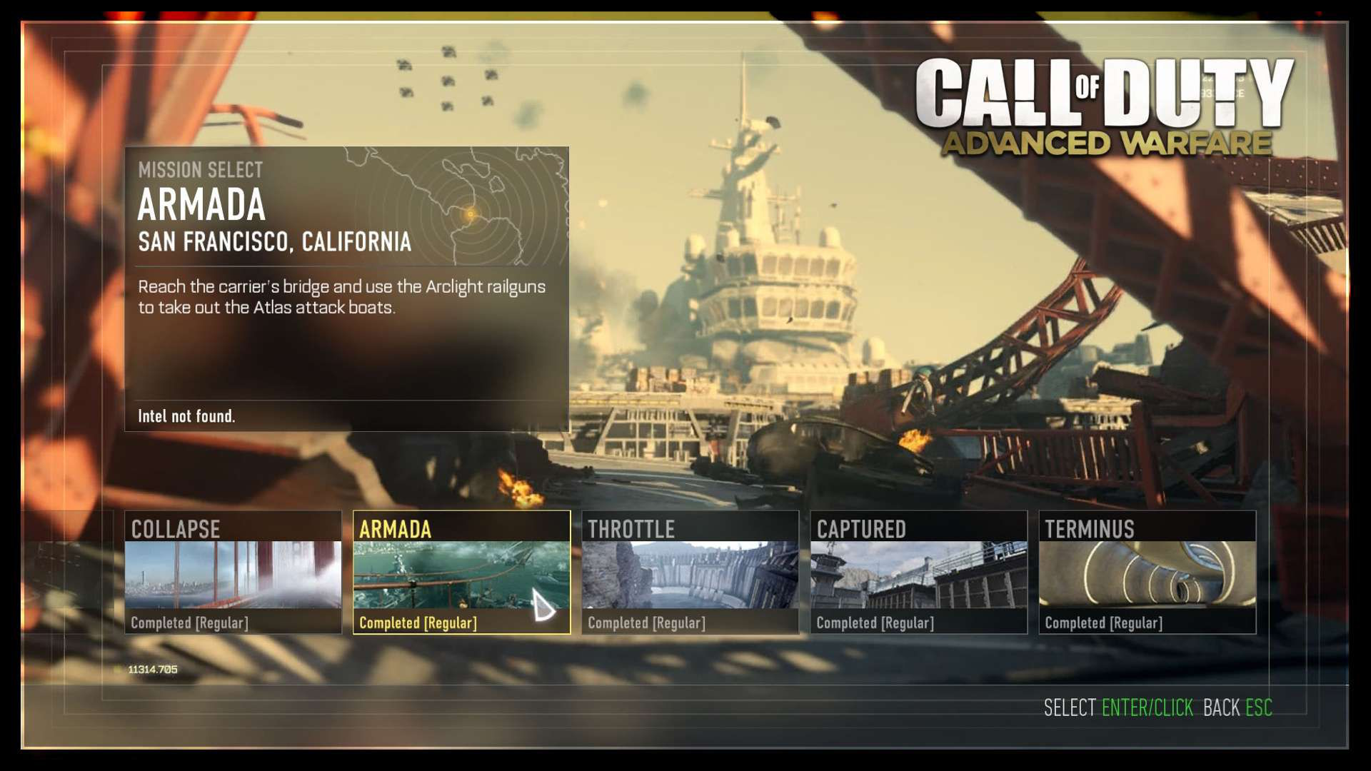 Call of Duty Advanced Warfare Save Game
