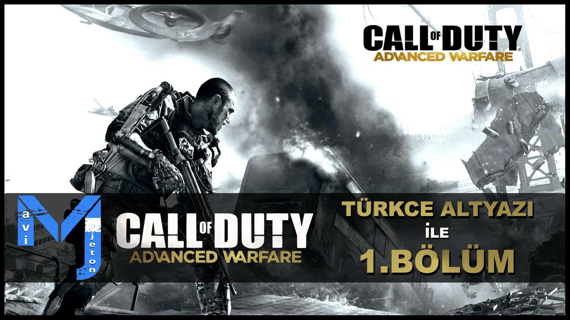 Call of Duty Advanced Warfare Türkçe Altyazı