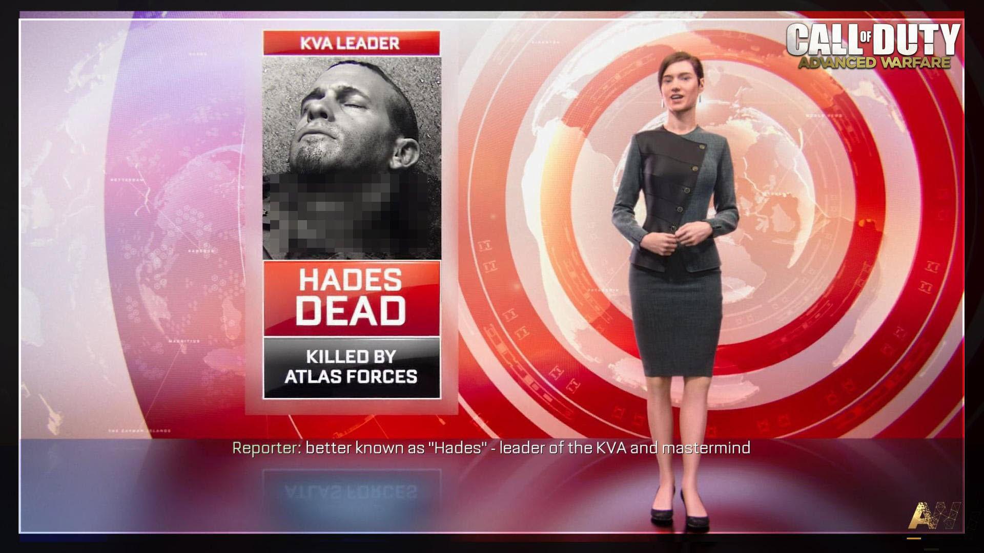 Call of Duty Advanced Warfare Utopia Mission Haberler