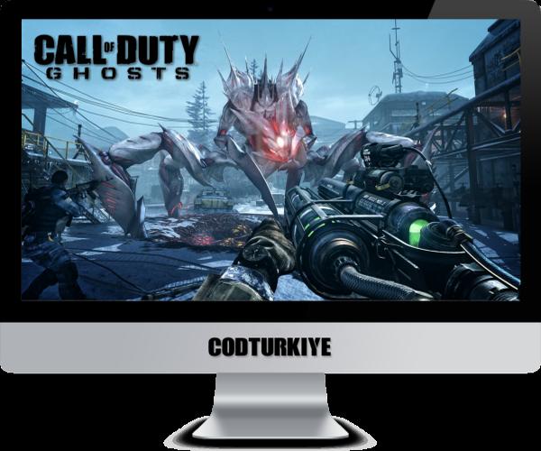 Call of Duty Ghosts Türk Özel Tim Mod Yapım Önerisi