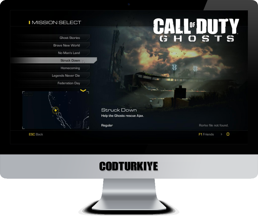 Call of Duty Ghosts Sistem Değerlendirmesi