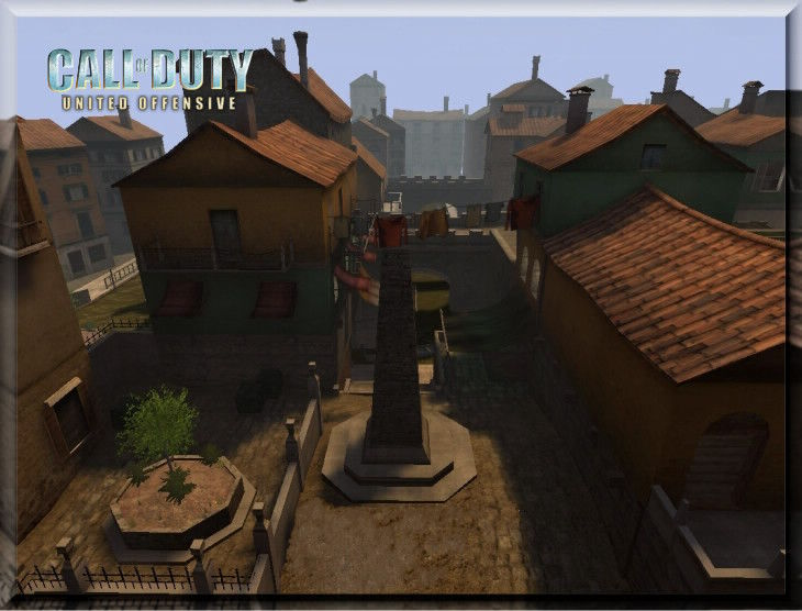 Call of Duty United Offensive MapPack Streets