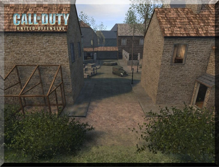 Call of Duty United Offensive MapPack Carentan