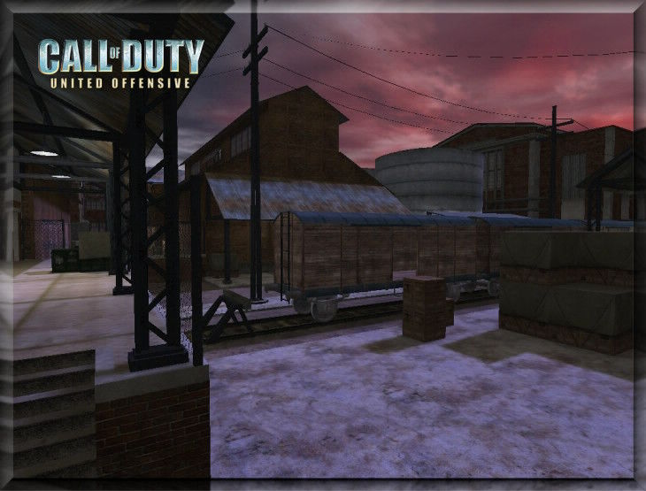 Call of Duty United Offensive MapPack Depot