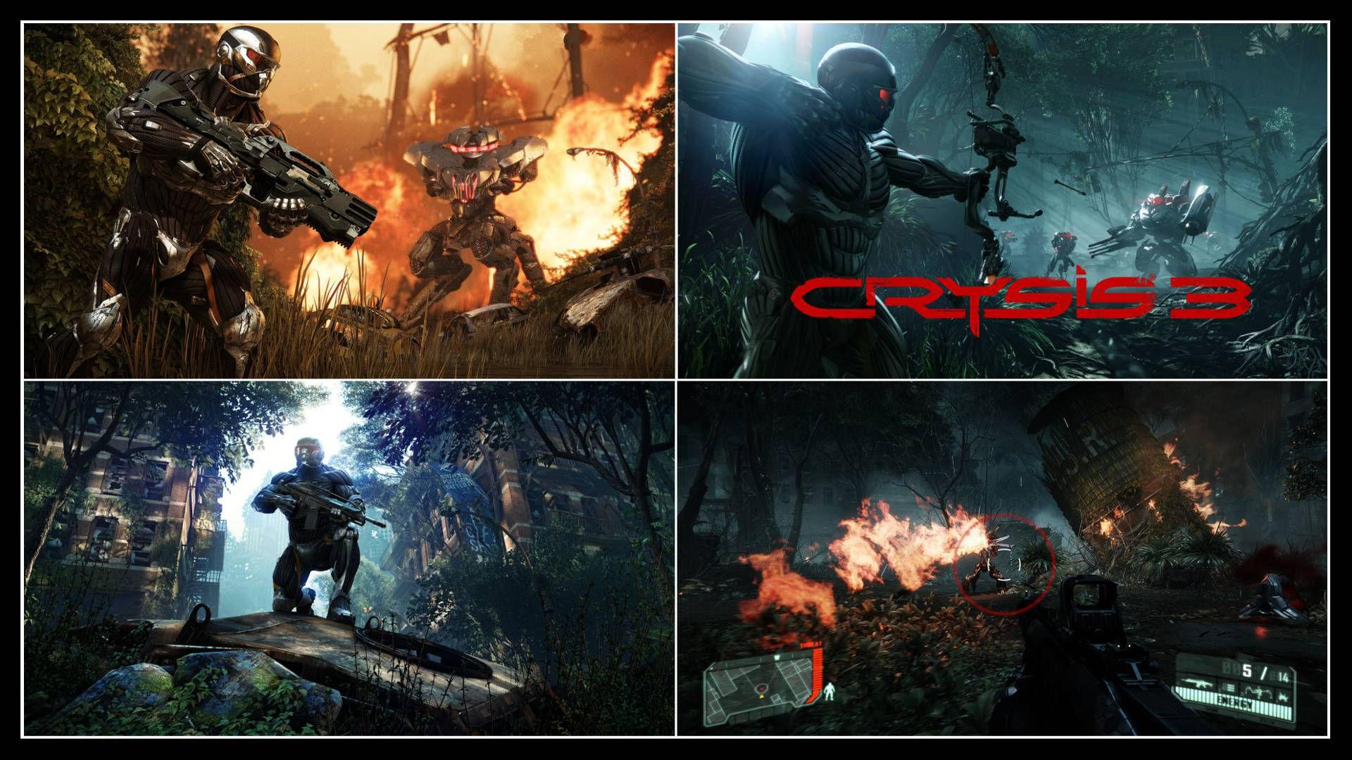 Crysis 3 İnceleme