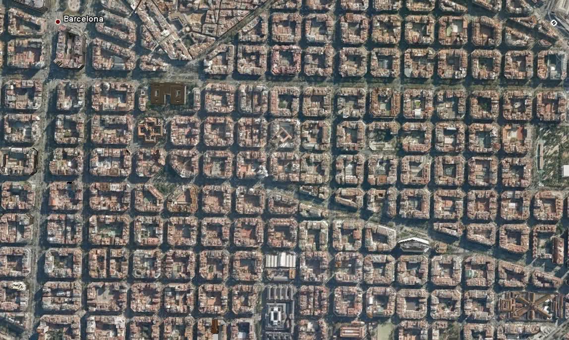 Dünya Şehirleri Barcelona