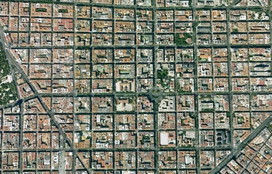 Dünya Şehirleri Madrid