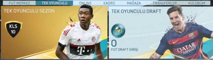 FIFA 16 Ultimate Team Para Kazanma Taktikleri