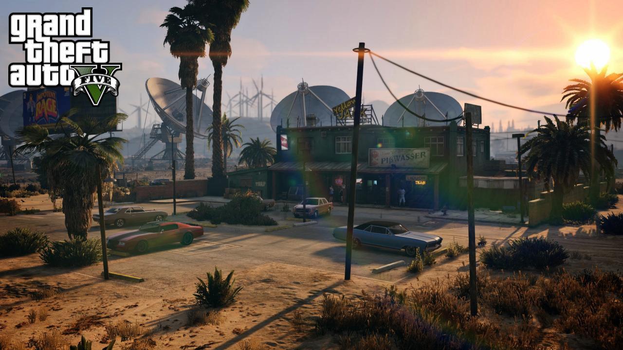 Grand Theft Auto 5 Çıkış Tarihi