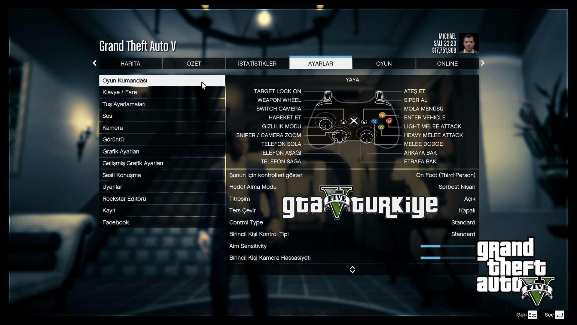 GTA 5 Türkçe Yama İndir