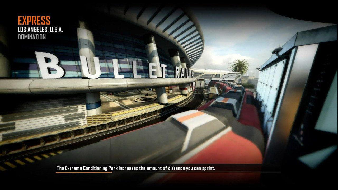 Call of Duty Black Ops 2 Maps Loadingscreen Görünüm - Express