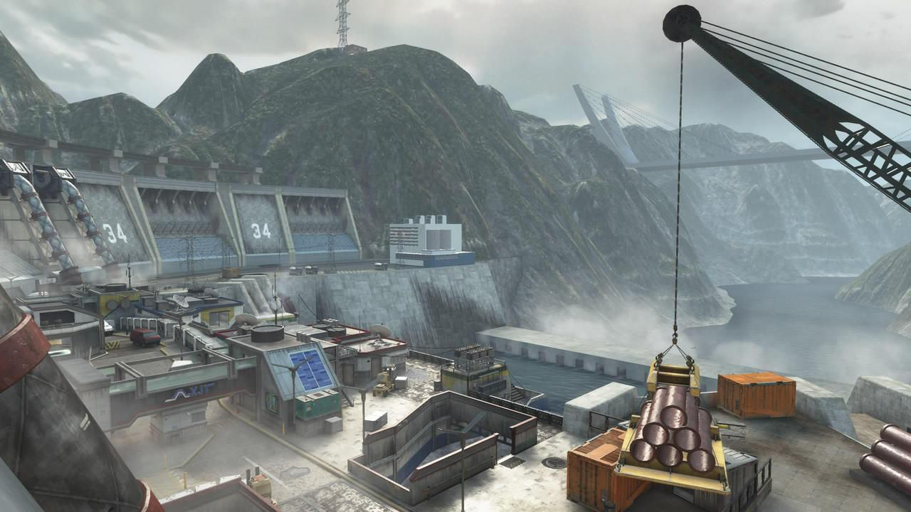 Call of Duty Black Ops 2 Maps Loadingscreen Görünüm - Hydro