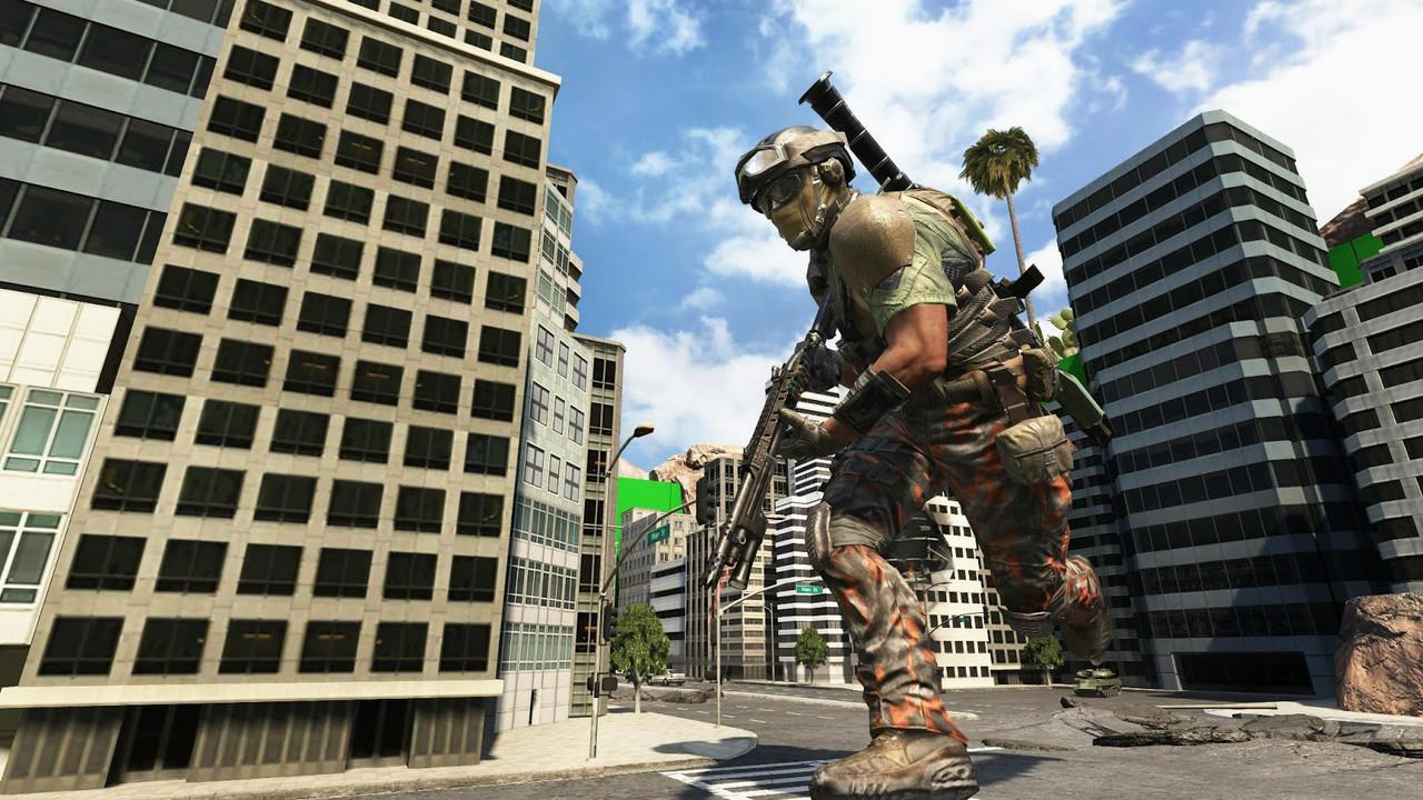 Call of Duty Black Ops 2 Maps Loadingscreen Görünüm - Studio