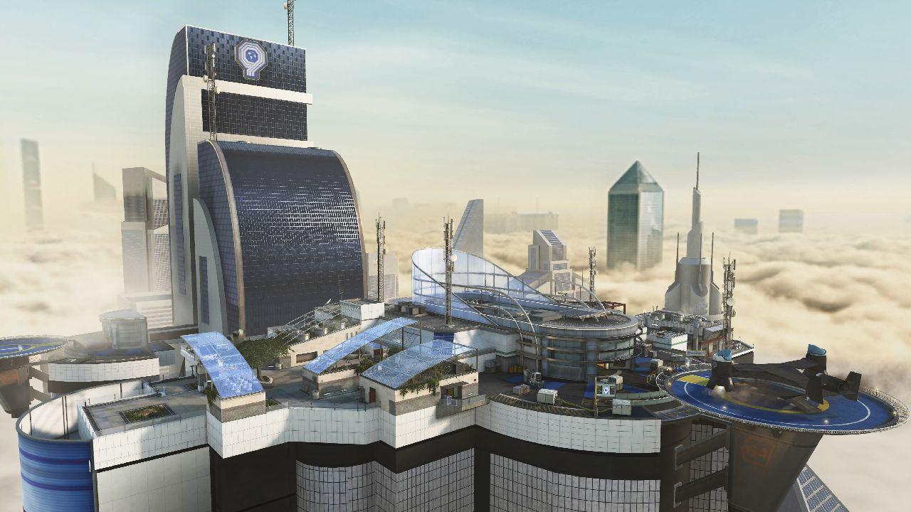 Call of Duty Black Ops 2 Maps Loadingscreen Görünüm - Vertigo