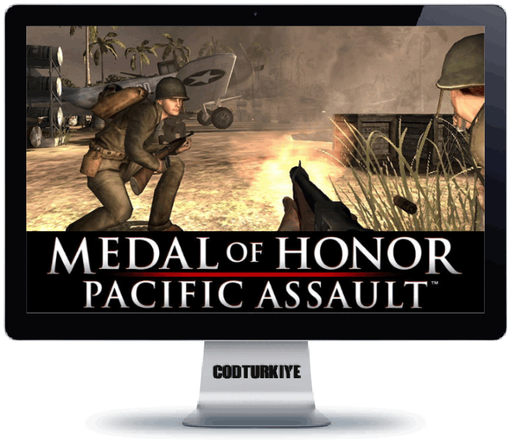 Medal of Honor Pacific Assault Free Oyna