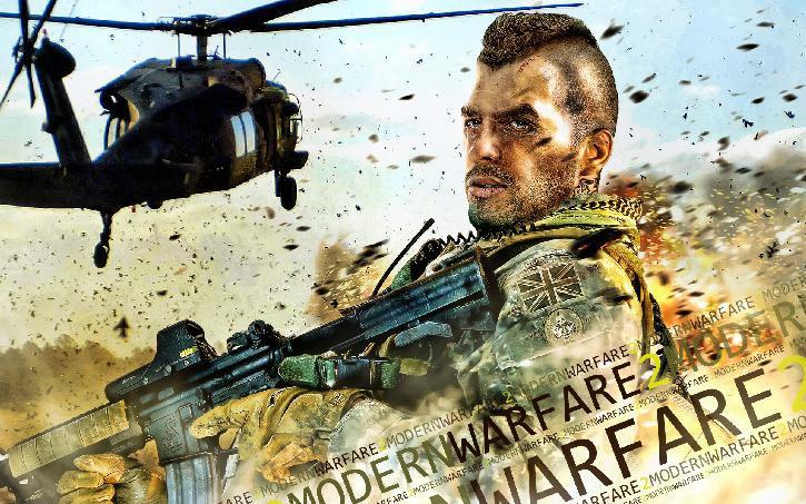 Call of Duty Sırları Soap SAS