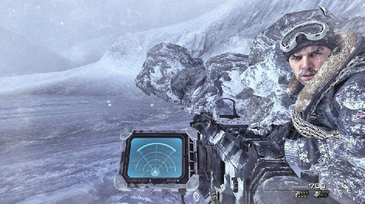 Call of Duty Sırları Soap Kurtarıyor
