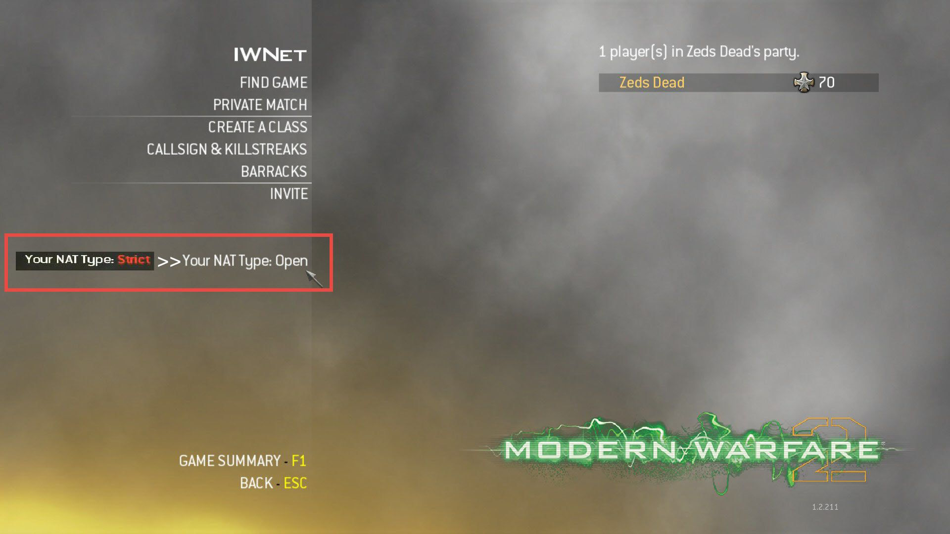 how to change strict nat type xbox 360