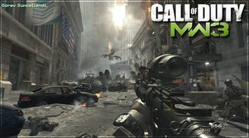 Call of Duty Modern Warfare 3 Türkçe Yama