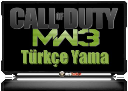 Modern Warfare 3 Türkçe Yama Kurulum Sorunları