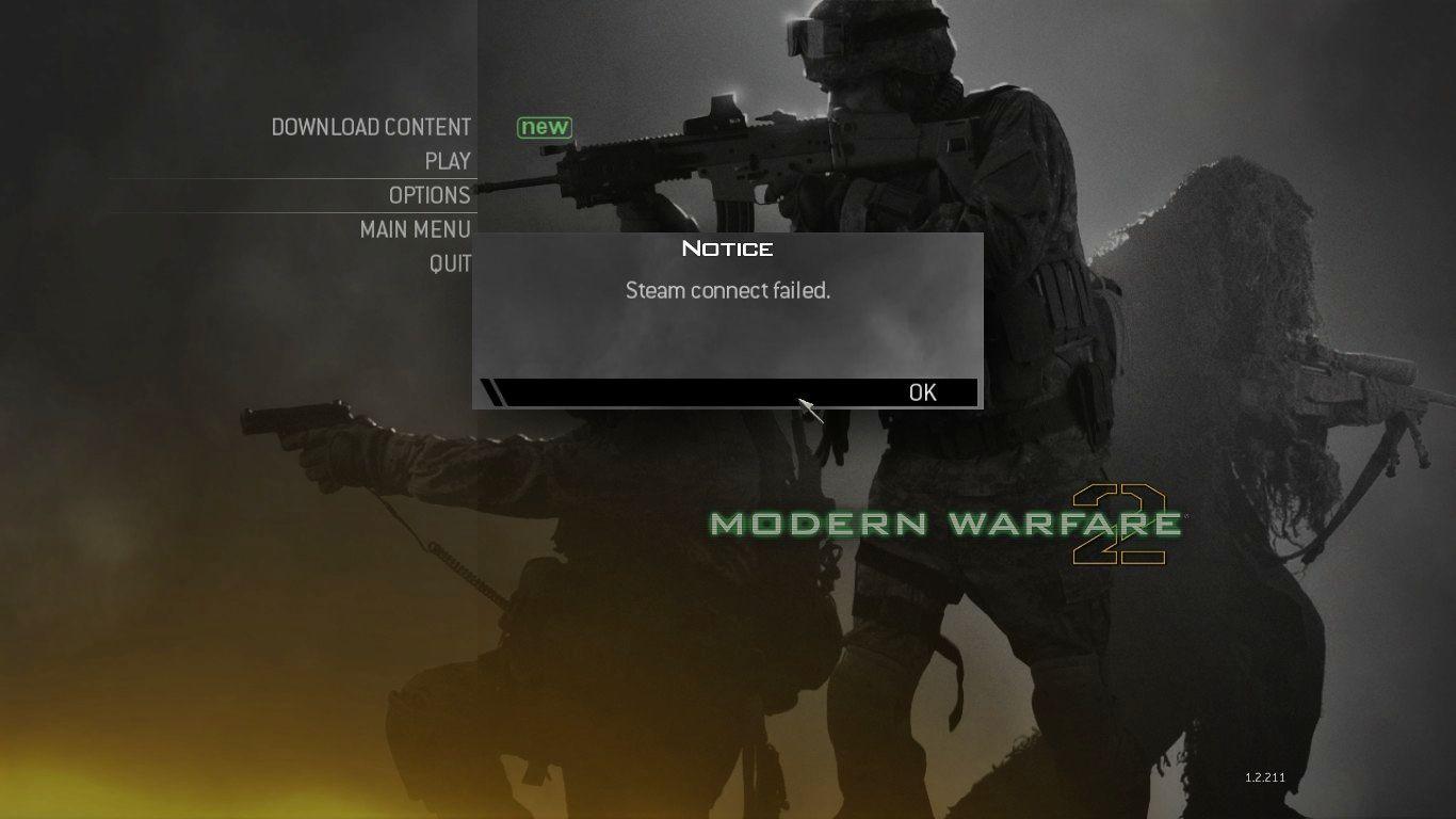 Modern Warfare 2 Ban Sorunu