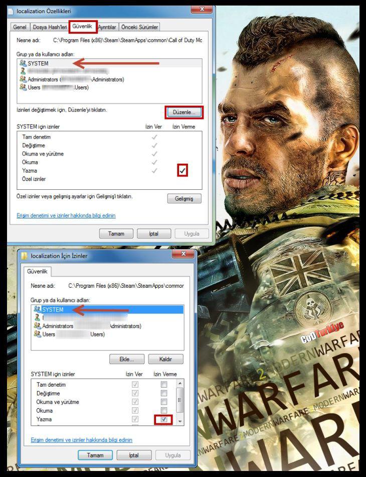 Modern Warfare 2 Couldn't Load Image 'specialty_new_nonenglish' Error