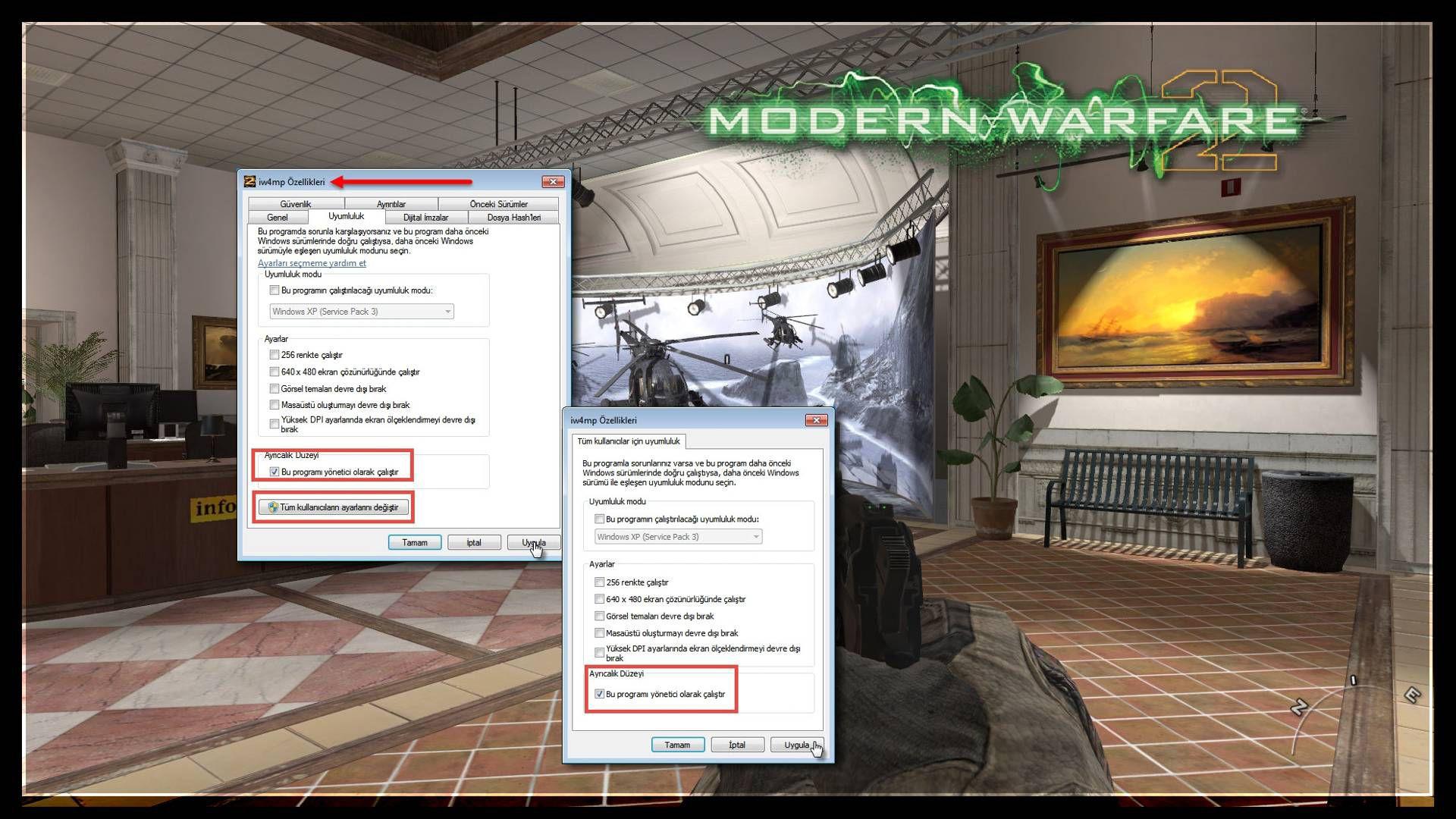 Modern Warfare 2 Disk Read Hatası