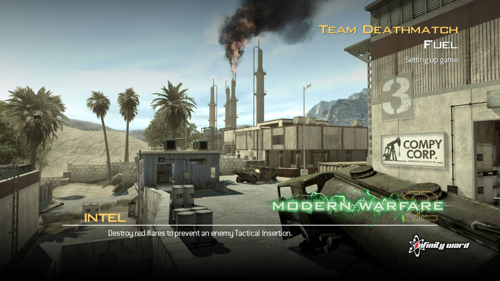 Modern Warfare 2 TDM Sunucuya Girmek