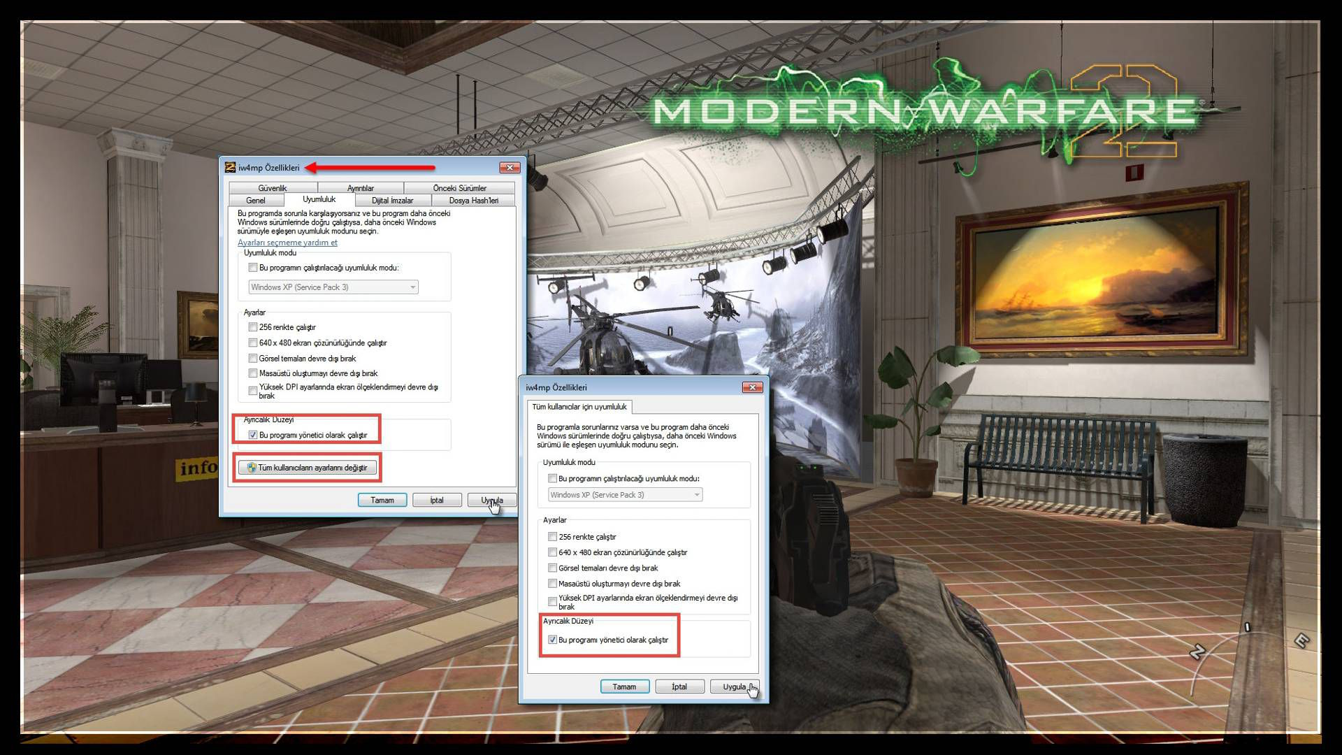 Modern Warfare 2 Multiplayer Disc Read Hatası