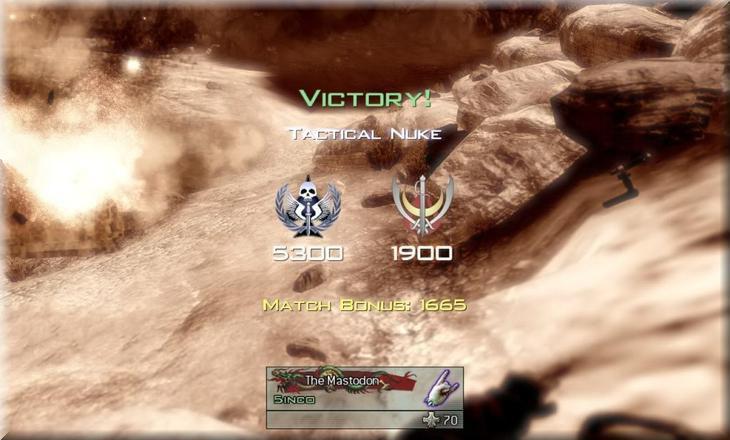 Modern Warfare 2 Nasıl Nuke Atılır
