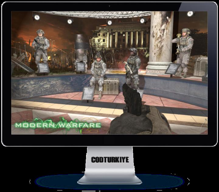 MW2 Online Oynama İmkanları