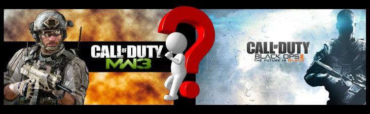 MW3'mü Black Ops 2'mi?
