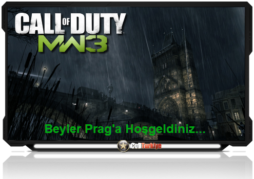Modern Warfare 3 Türkçe Yama Prague