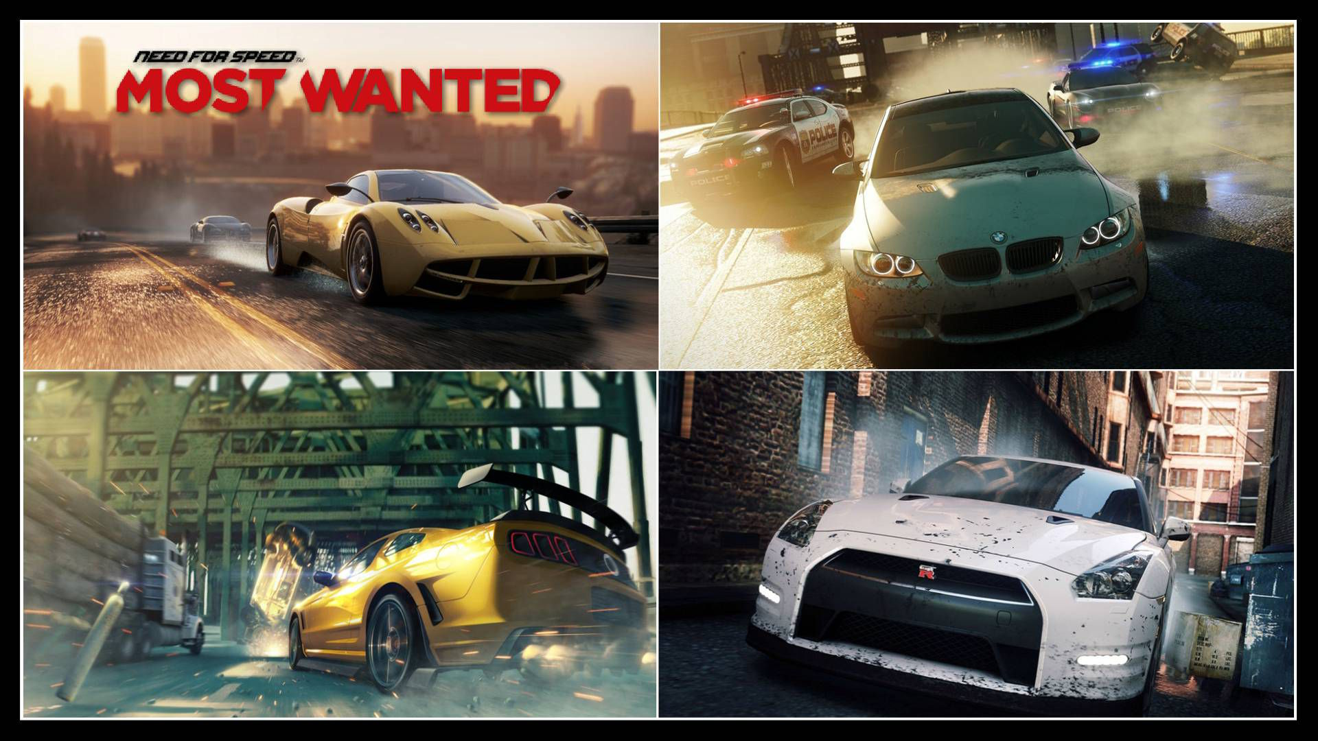 Need For Speed Most Wanted Minimum Sistem Gereksinimleri ve İncelemesi