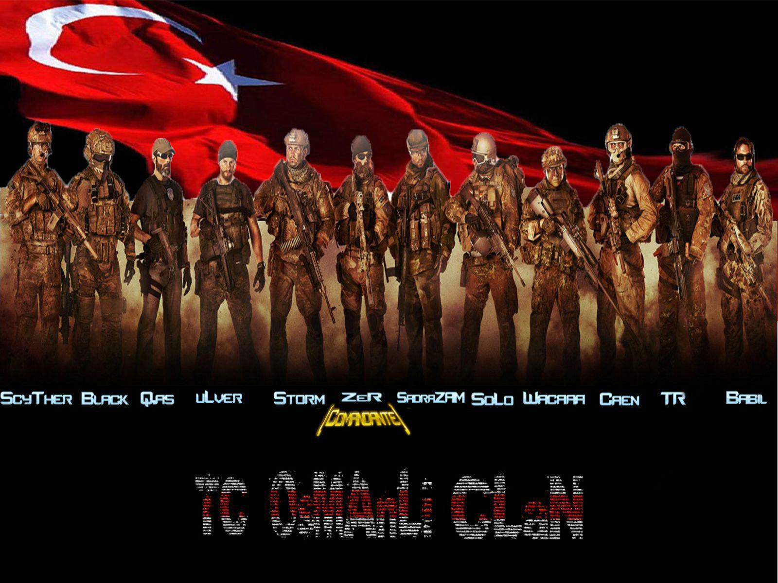 Osmanlı Klan Roster-1