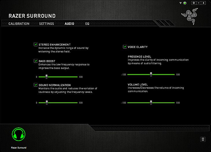 Razer Surround Audio