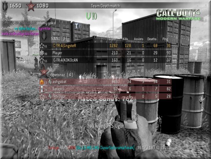 Call of Duty 4 Desert Eagle Show