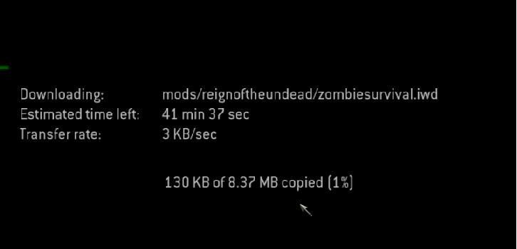 Call of Duty 4 Server Dosya indirme