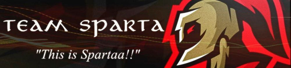 Call of Duty 2 Sparta Clan Banner