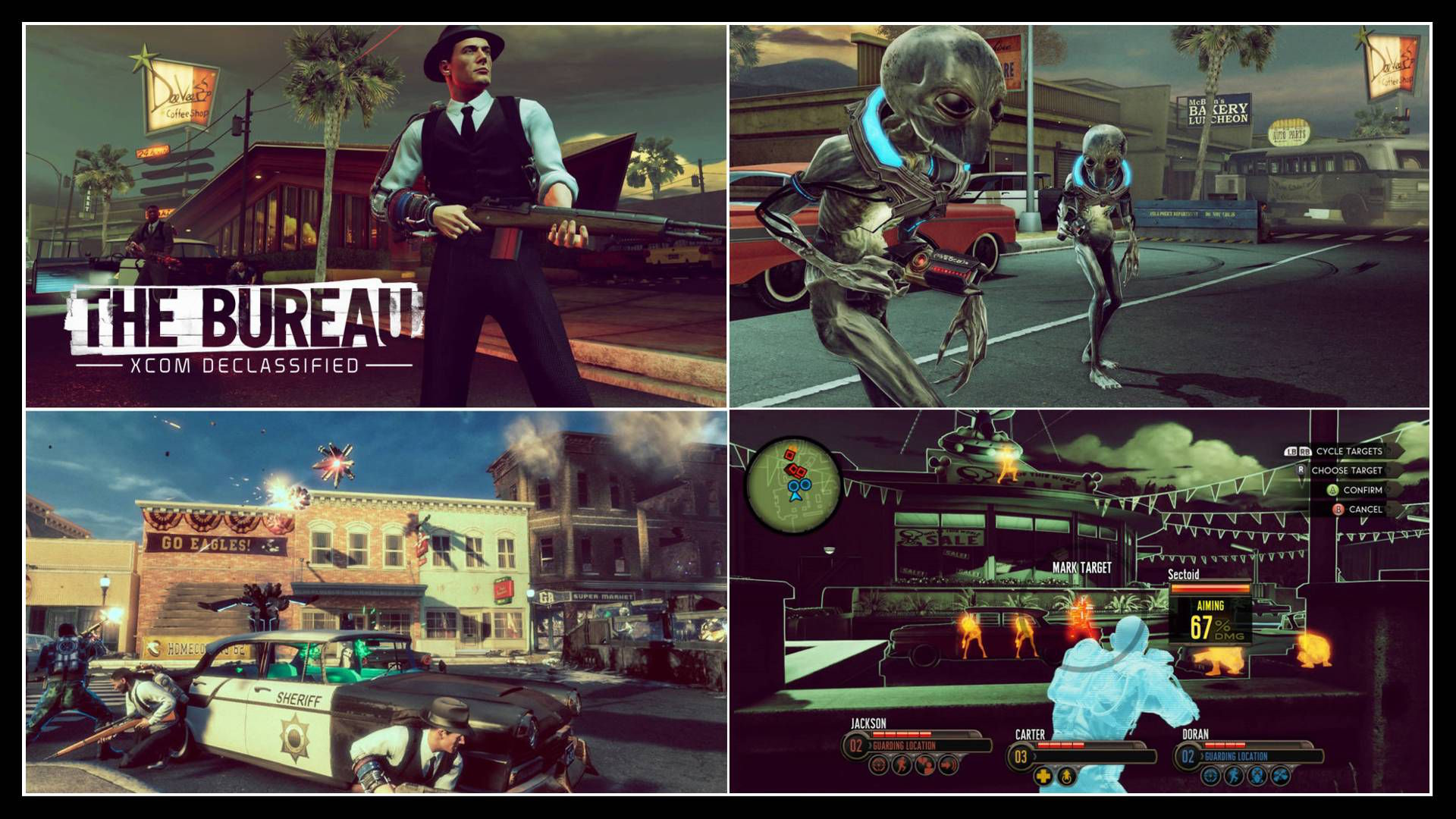 The Bureau: XCOM Declassified İnceleme