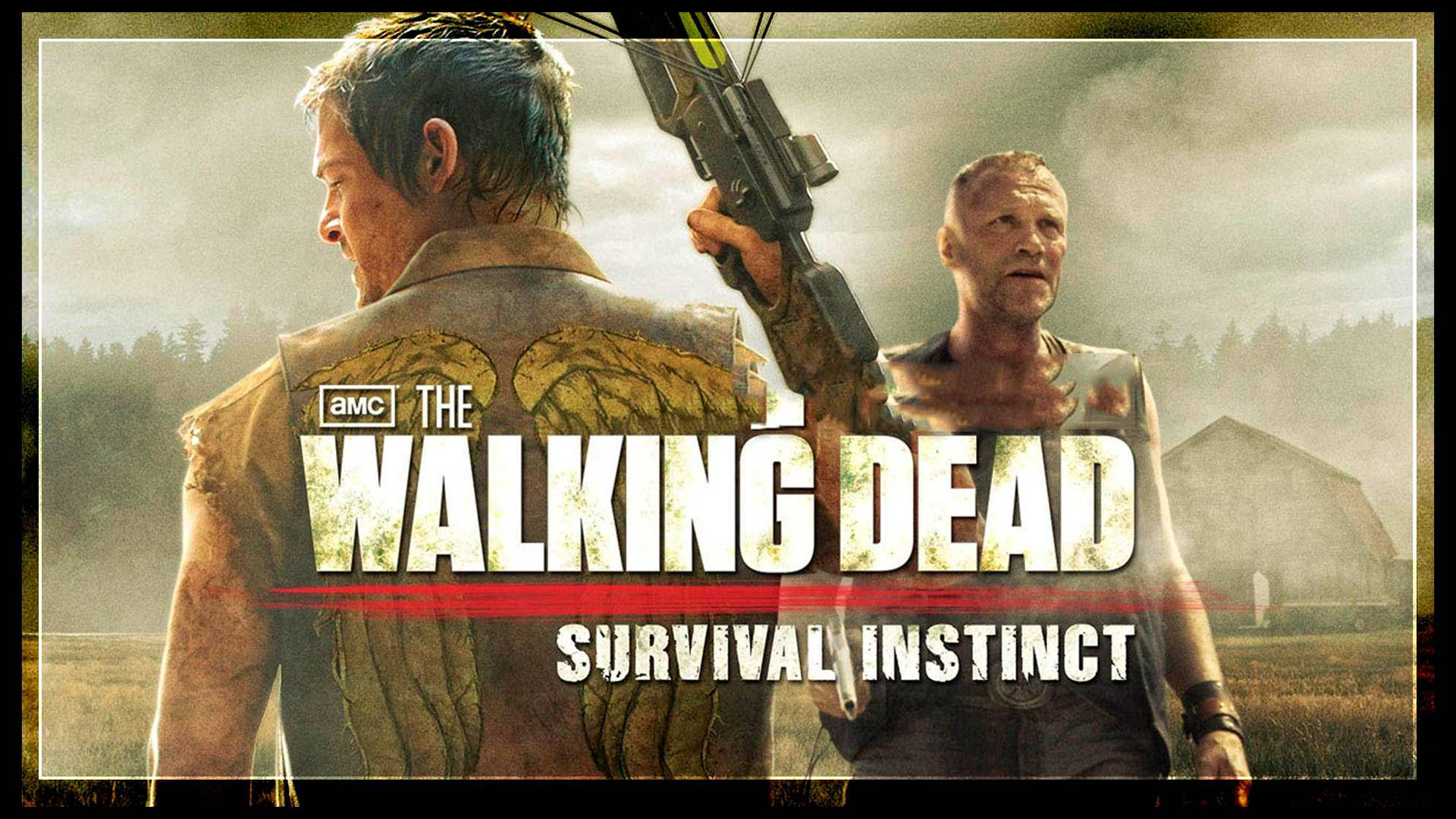 The Walking Dead Survival Instinct İnceleme
