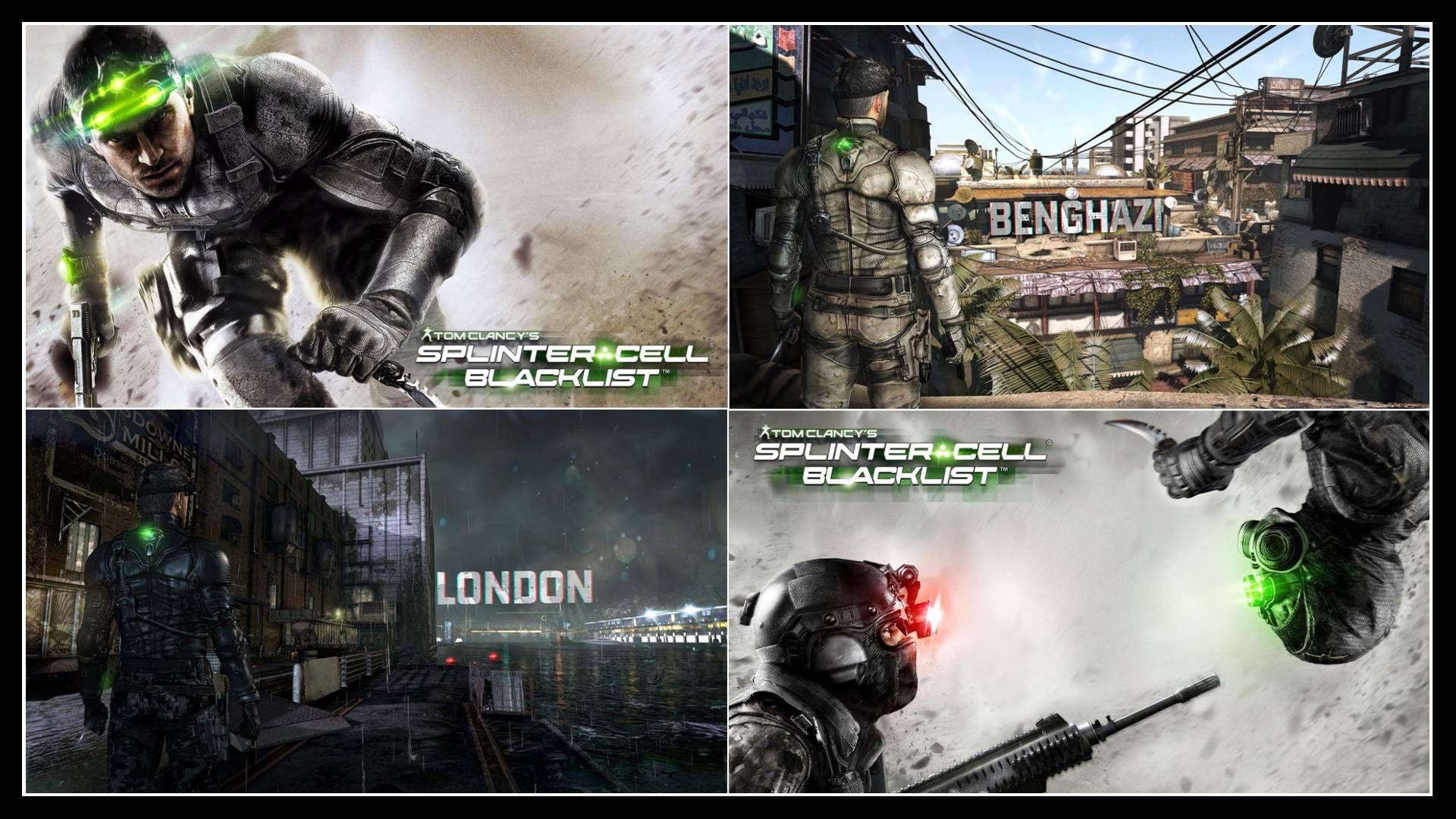 Tom Clancy's Splinter Cell: Blacklist İnceleme