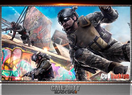 Black Ops 2 Revolution DLC Pack Map GRIND