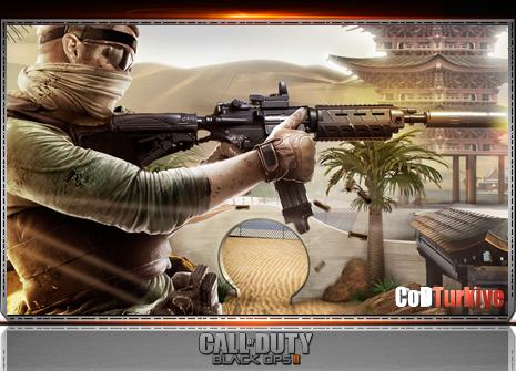 Black Ops 2 Revolution DLC Pack Map MIRAGE