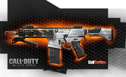 Black Ops 2 Revolution DLC Pack Peacekeeper-SMG