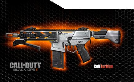 Black Ops 2 Revolution DLC Pack Peacekeeper-SMG