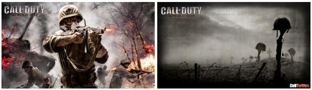 Call of Duty 5 World at War Sistem Gereksinimleri System Requirements CoD5