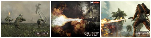 Call of Duty 5 World at War Sistem Gereksinimleri Önerilen System Requirements